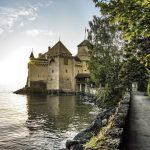 Chillon Castle, Veytaux.