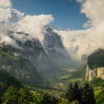 Lauterbrunnen Alps